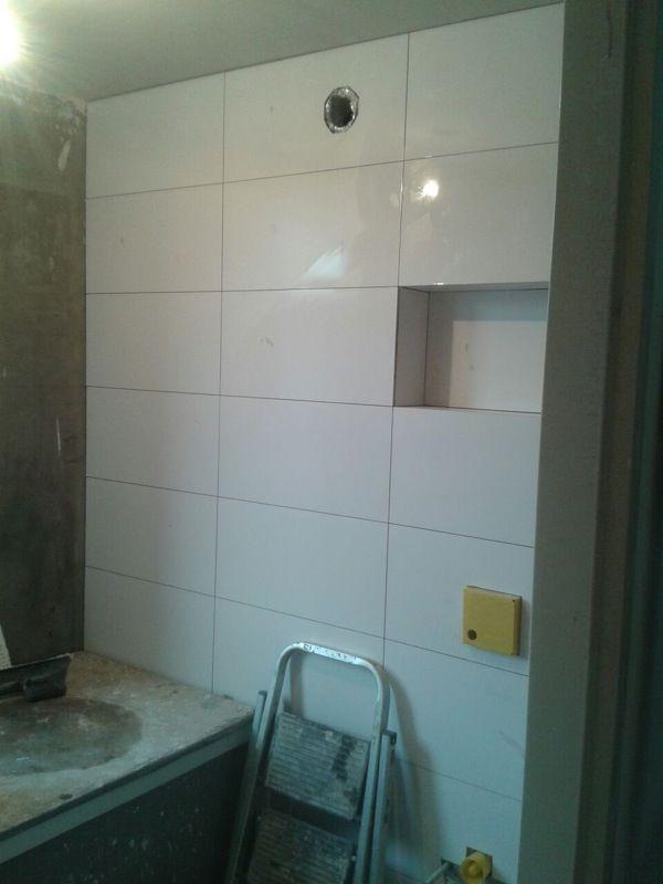 Badkamer Zeewolde – Aannemersbedrijf van Rijn